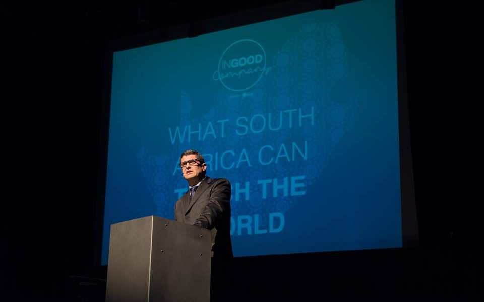 South Africa's social investment story