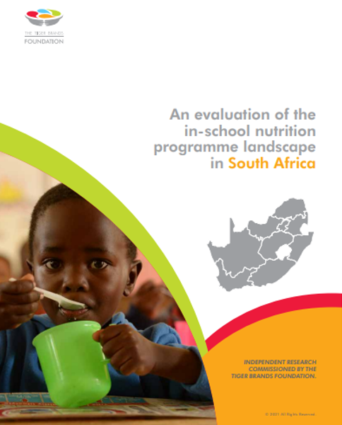 SA's in-school nutrition landscape
