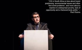 SA's unique social investment history