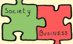 Creating a company's shared value